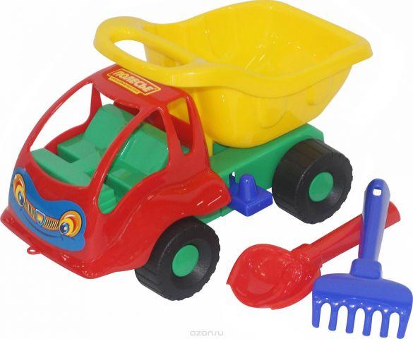 Полесье Набор игрушек для песочницы №51 Муравей
