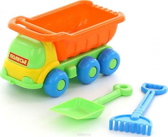 Полесье Набор игрушек для песочницы №546 Яша
