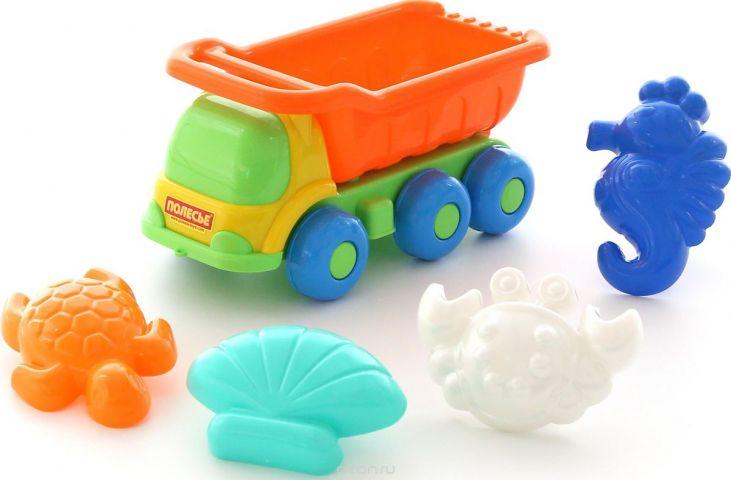 Полесье Набор игрушек для песочницы №573 Кеша