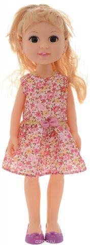 ABtoys Кукла Времена года цвет платья розовый PT-00677(WJ-A9020)