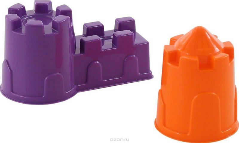 Полесье Игрушка для песочницы Формочки Замок 2 шт 57488