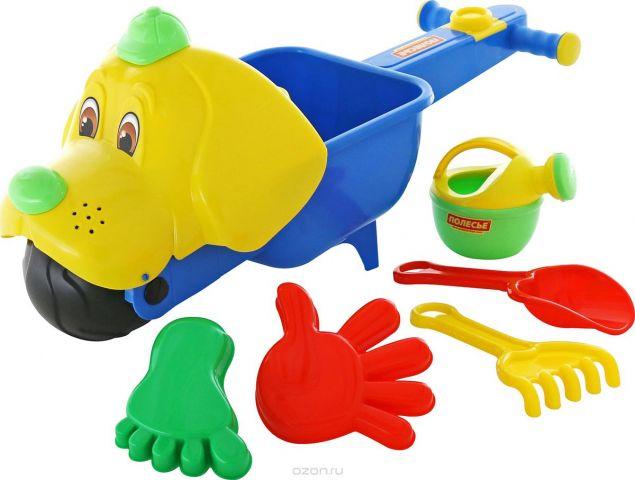 Полесье Набор игрушек для песочницы №341