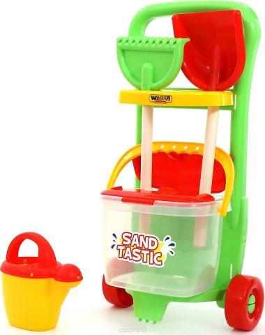 Полесье Набор игрушек для песочницы №394 Sand Tastic
