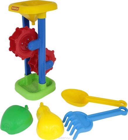 Полесье Набор игрушек для песочницы №397