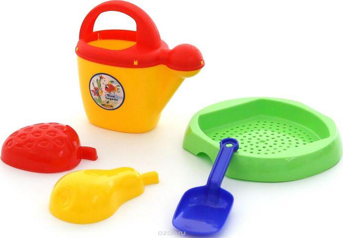 Полесье Набор игрушек для песочницы №403