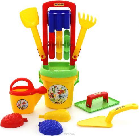 Полесье Набор игрушек для песочницы №457