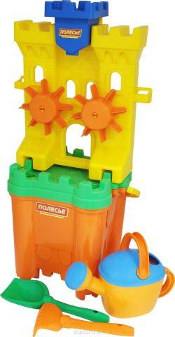 Полесье Набор игрушек для песочницы №468