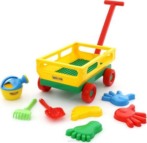 Полесье Набор игрушек для песочницы №486