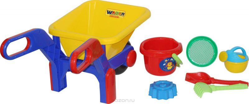 Полесье Набор игрушек для песочницы №544