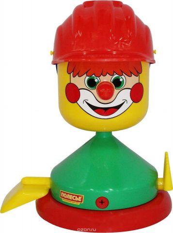Полесье Набор игрушек для песочницы Строитель 6 предметов