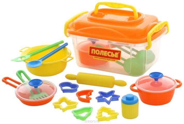 Полесье Набор игрушечной посуды 20 предметов 56634