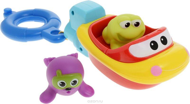 Win Fat Игрушка для ванной Веселый катер