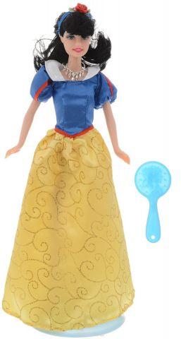 Defa Кукла Lucy Princess цвет платья синий золотистый