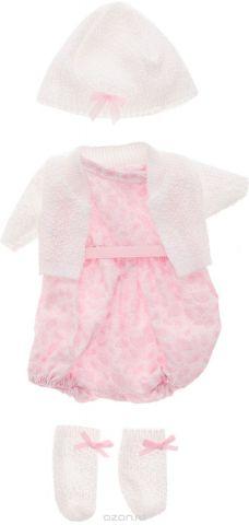 Vestida de Azul Комплект одежды для пупса Оливии C-2028