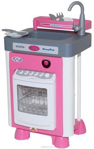 Полесье Игровой набор Carmen №1 с посудомоечной машиной 57891
