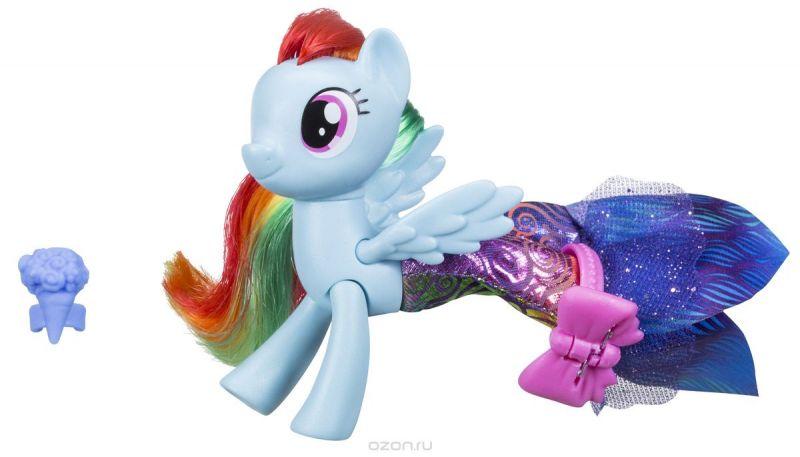 My Little Pony Фигурка Land & Sea Fashion Styles Rainbow Dash