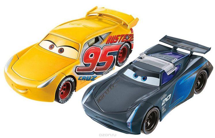 Cars Набор машинок Крус Рамирес и Джексон Шторм