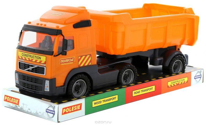 Полесье Самосвал с полуприцепом Volvo 58393