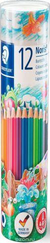 Staedtler Набор цветных карандашей Noris Club 144 NMD 12 цветов