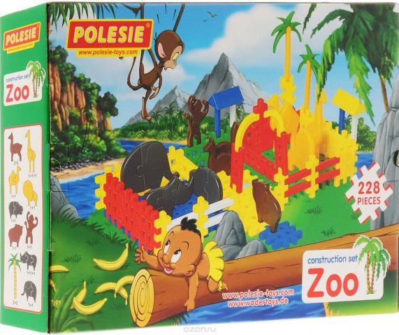 Полесье Конструктор Зоопарк 4802