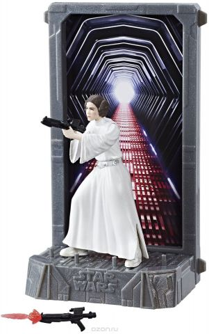 Star Wars Фигурка Black Series Princess Leia Organa