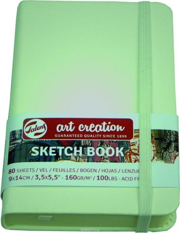 """Блокнот для зарисовок Royal Talens """"Art Creation"""", цвет: белый, 80 листов, 9314101M"""