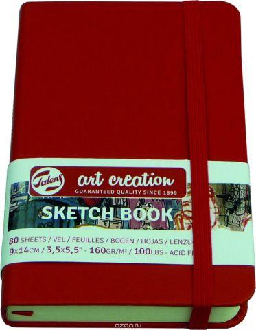 Royal Talens Блокнот для зарисовок Art Creation цвет красный 80 листов 9314201M