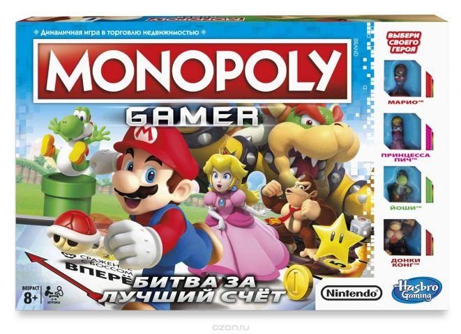 Monopoly Настольная игра Геймер