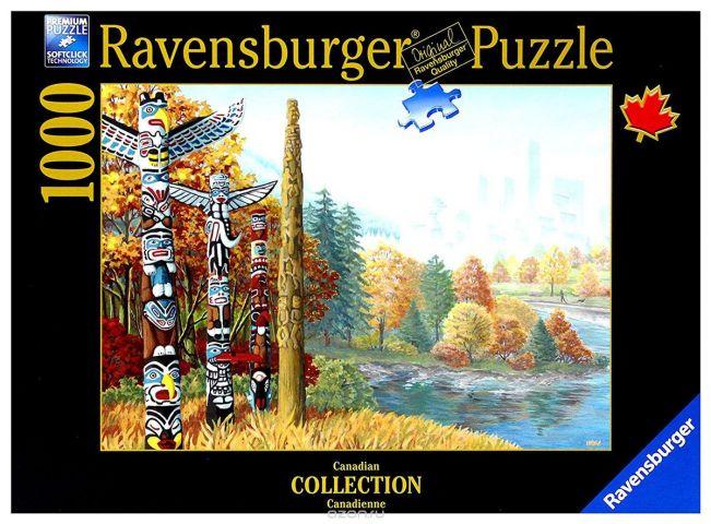 Ravensburger Пазл Столкновение двух миров