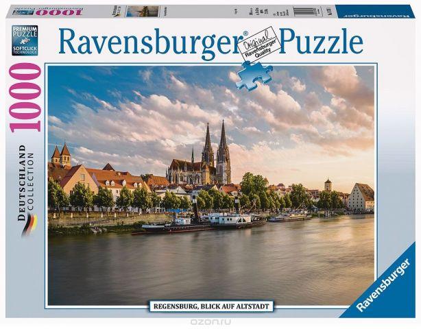 Ravensburger Пазл Старый город Равенсбург