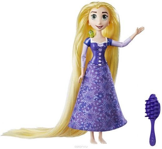 Disney Princess Кукла Рапунцель поющая