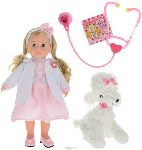 Bambolina Кукла Молли Доктор