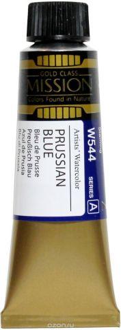 Mijello Акварель Mission Gold цвет W544 Прусский синий 15 мл MWC-W544