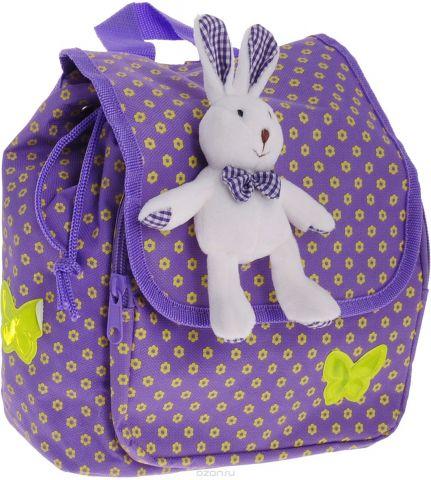 Феникс+ Рюкзак дошкольный Цветочки
