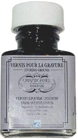 """Грунт для ретуши Lefranc & Bourgeois """"Louvre"""", жидкий, высушивающий, 75 мл"""