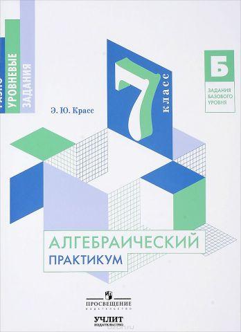 Алгебраический практикум. 7 класс