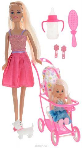 ToysLab Игровой набор с куклой Семья
