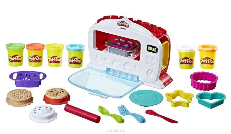 Play-Doh Набор для лепки Магическая печь
