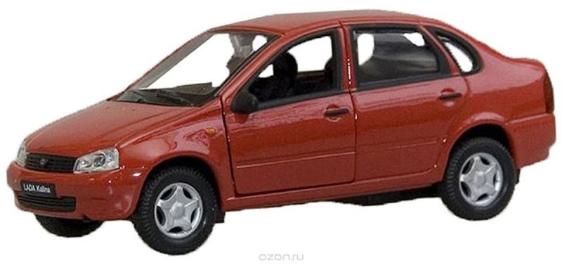 Welly Модель автомобиля LADA Kalina