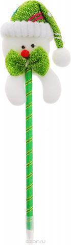 Страна Карнавалия Ручка шариковая Новый Год Снеговик 1072653