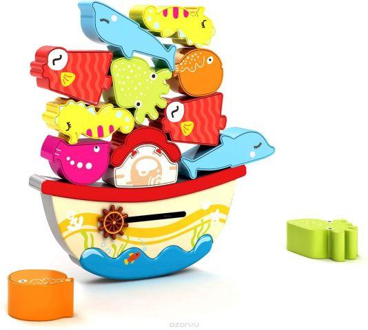 Жирафики Развивающая игрушка Морской мир