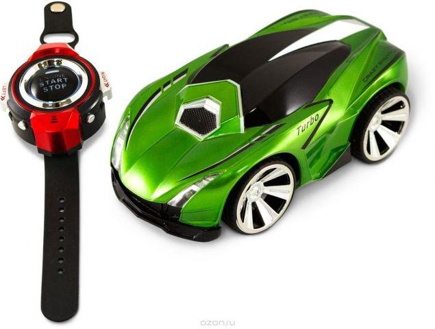 Pic'nMix Машина на радиоуправлении Турбо цвет зеленый