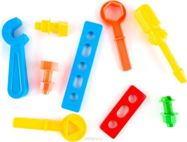 Пластмастер Игровой набор Инструменты №1