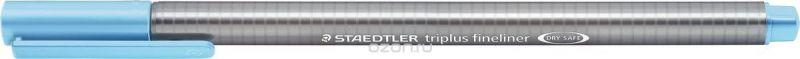 Staedtler Ручка капиллярная Triplus 334 0,3 мм цвет чернил морской волны