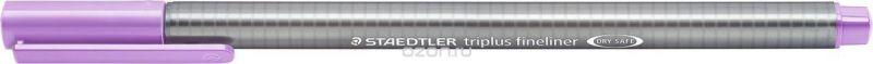 Staedtler Ручка капиллярная Triplus 334 0,3 мм цвет чернил лавандовый