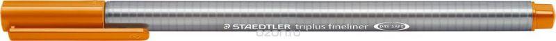 Staedtler Ручка капиллярная Triplus 334 0,3 мм цвет чернил светло-коричневый