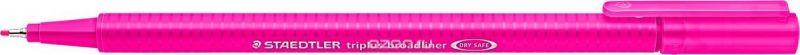 Staedtler Ручка капиллярная Triplus 338 0,8 мм цвет чернил пурпурный