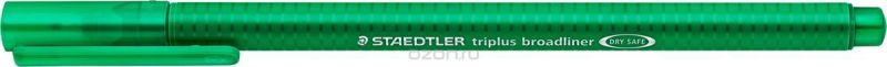Staedtler Ручка капиллярная Triplus 338 0,8 мм цвет чернил зеленый