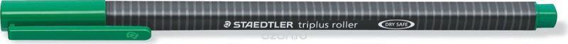 Staedtler Ручка роллер Triplus 0,4 мм цвет чернил зеленый