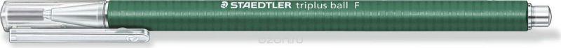Staedtler Ручка шариковая Triplus Ball 0,3 мм цвет чернил зеленый